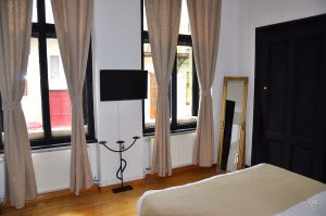 Astra Apartment, große Wohnung - Schlafzimmer 1 (c)