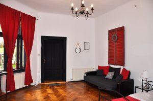 Astra Apartment, große Wohnung - Schlafzimmer 2 (c)