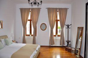 Astra Apartment, kleine Wohnung - Schlafzimmer d