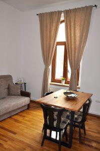 Astra Apartment, kleine Wohnung - Wohn-Esszimmer