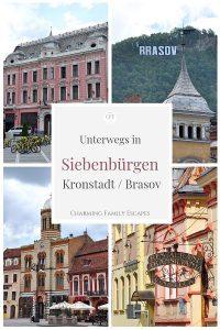 Siebenbürgen, Kronstadt-Brasov auf Charming Family Escapes