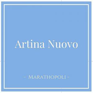 Artina Nuovo, Marathopoli, Peloponnes, Griechenland auf Charming Family Escapes