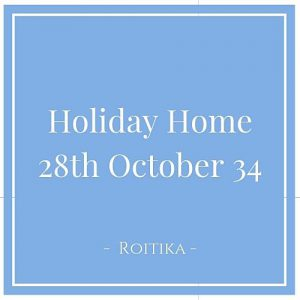 Holiday Home 28th October 34, Roitika, Peloponnes, Griechenland auf Charming Family Escapes