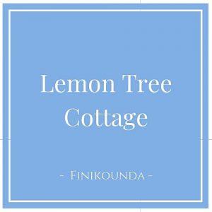 Lemon Tree Cottage, Finikounda, Peloponnes, Griechenland auf Charming Family Escapes