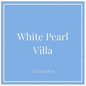 White Pearl Villa, Gialova, Peloponnes, Griechenland auf Charming Family Escapes