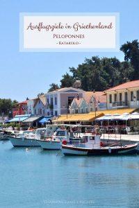 Ausflugsziele auf der Peloponnes - Katakolo - Griechenland