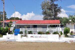 Ferienhaus am Strand von Dounaika, Peloponnes, Griechenland