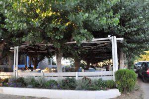 Restaurant Almira in Dounaika, Peloponnes, Griechenland