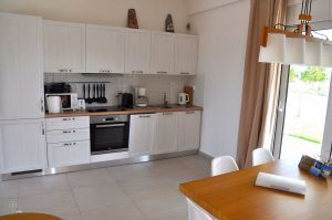 White Villas - Küchenbereich