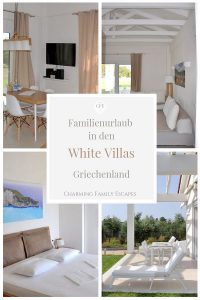 White Villas, Peloponnes, Griechenland auf Charming Family Escapes