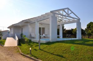 White Villas - Poolvilla
