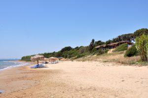 White Villas - Strand von Dounaika mit Restaurant Belvedere