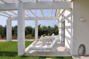 White Villas - Terrasse1