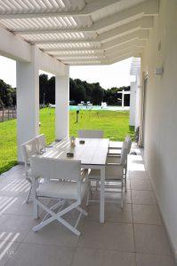 White Villas - Terrasse2