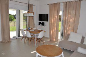 White Villas - Wohnbereich