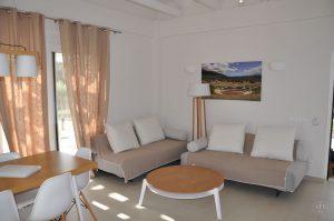White Villas - Wohnzimmer