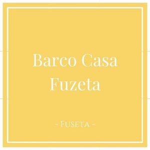 Barco Casa Fuzeta, Algarve, Portugal, auf Charming Family Escapes