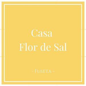 Casa Flor de Sal, Fuseta, Moncarapacho, Portugal, Algarve auf Charming Family Escapes