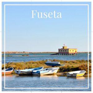 Fuseta, Algarve, Portugal auf CharmingFamilyEscapes