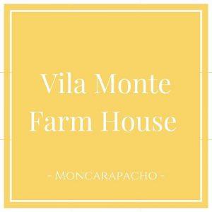Vila Monte Farm House., Fuseta, Moncarapacho, Portugal auf Charming Family Escapes