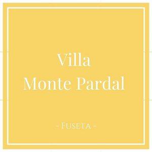 Villa Monte Pardal, Fuseta, Algarve, Portugal auf Charming Family Escapes