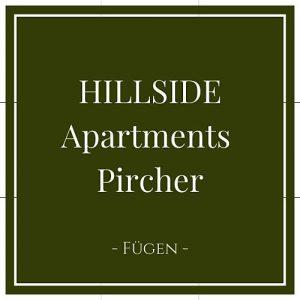 Hillside Apartments Pircher, Fügen, Zillertal, Österreich auf Charming Family Escapes