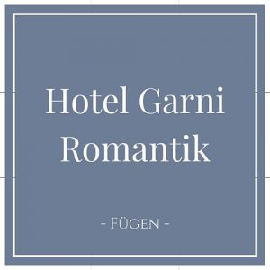 Hotel Garni Romantik, Fügen, Zillertal auf Charming Family Escapes