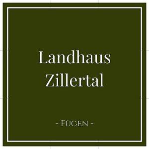 Landhaus Zillertal, Fügen, Zillertal, Österreich auf Charming Family Escapes