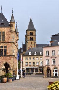 Altstadt von Echternach, Luxemburg