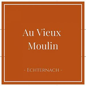 Au Vieux Moulin, Echternach, Luxemburg, auf Charming Family Escapes