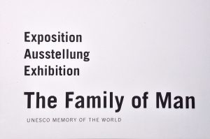 Ausstellung 'The Family of Man' in Clervaux