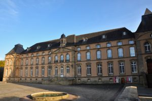 Benediktinerabteil in Echternach, Luxembug