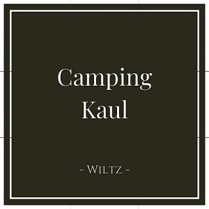 Camping Kaul, Wiltz, Luxemburg, auf Charming Family Escapes