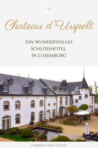 Chateau d'Urspelt, Luxemburg