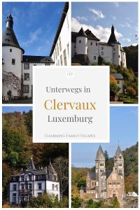 Clervaux, Luxemburg auf Charming Family Escapes