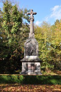 Denkmal in Clervaux