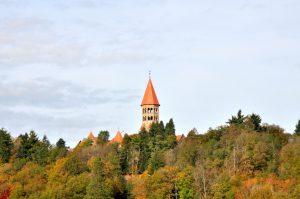 Die Benediktinerabtei von Clervaux