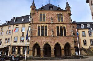 Ehemaliger Justizpalast in Echternach