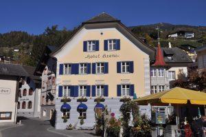 Hotel Krone Montafon