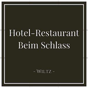 Hotel-Restaurant Beim Schlass, Wiltz, Luxemburg, auf Charming Family Escapes