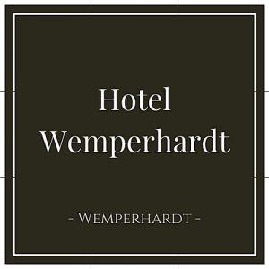 Hotel Wemperhardt, Wemperhardt, Luxemburg, auf Charming Family Escapes