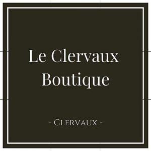 Le Clervaux Boutique, Clervaux, Luxemburg, auf Charming Family Escapes