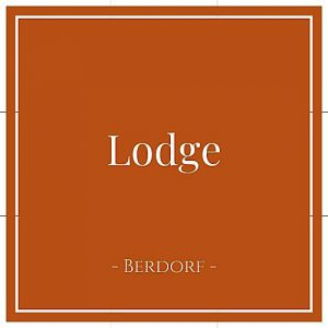 Lodge, Berdorf, Luxemburg, auf Charming Family Escapes