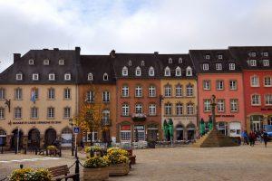 Markplatz von Echternach