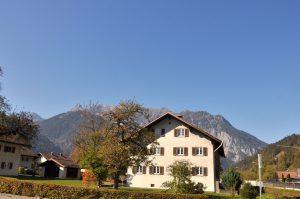 Montafon - Siedlung Kaltenbrunn