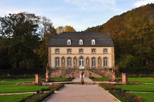 Orangerie in Echternach, Luxemburg
