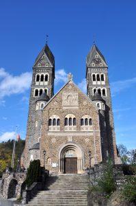 Pfarrkirche von Clervaux