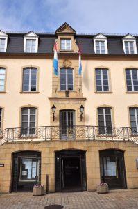 Rathaus von Echternach, Luxemburg