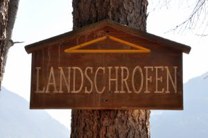 Wandern im Montafon - Aussichtspunkt Landschrofen