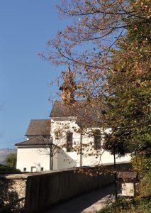 Wandern im Montafon mit Kindern - Kloster Gauenstein